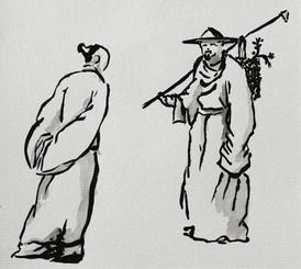 Encre de Chine / petits détails