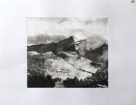 Encre de Chine / paysage
