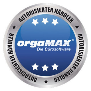 Orgamax DIE Bürosoftware