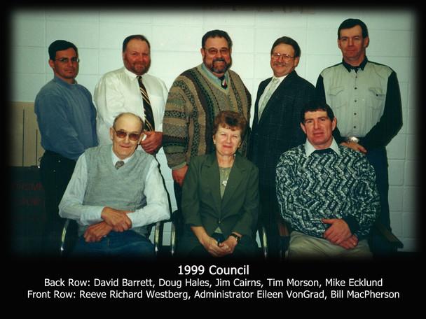 1999 Council