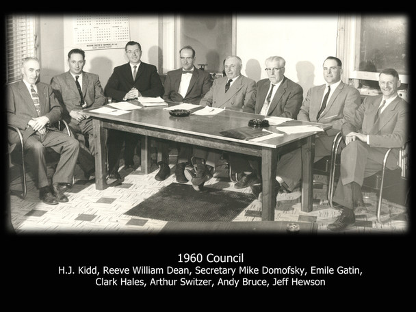 1960 Council
