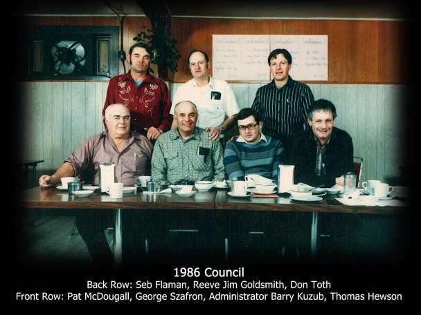 1986 Council