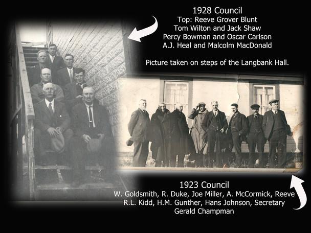 1923 Council