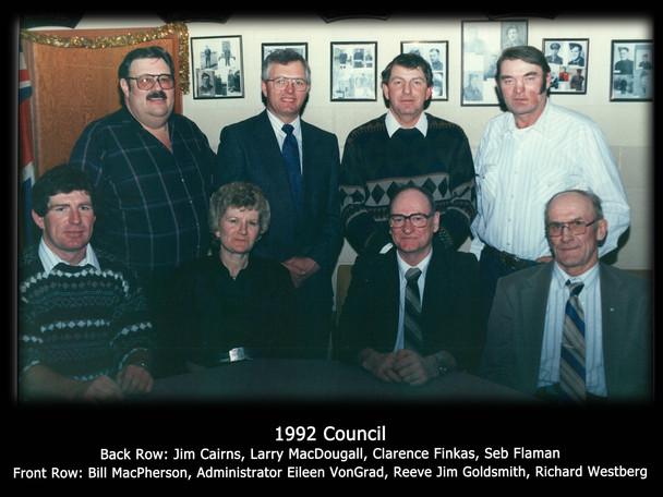 1992 Council
