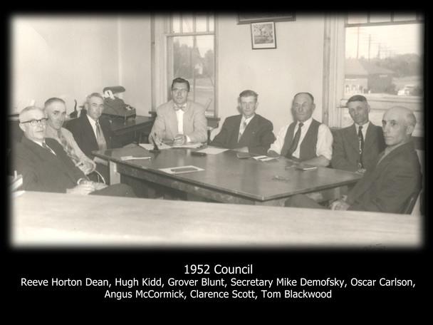 1952 Council