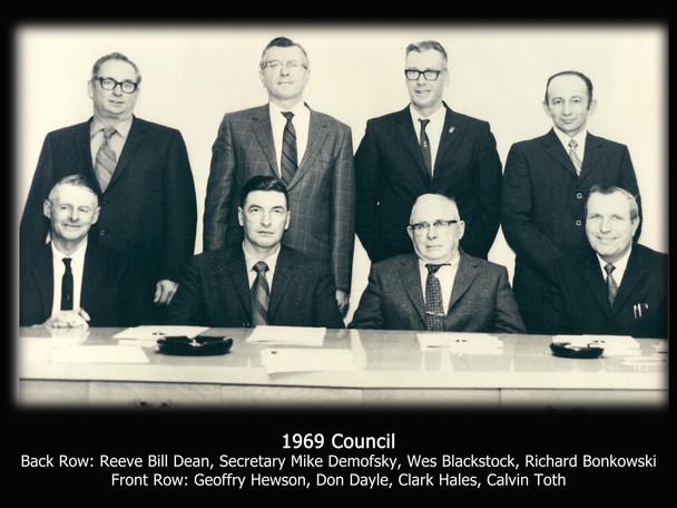 1969 Council