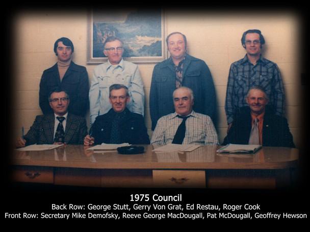1975 Council