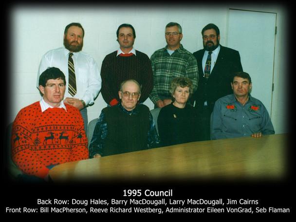 1995 Council