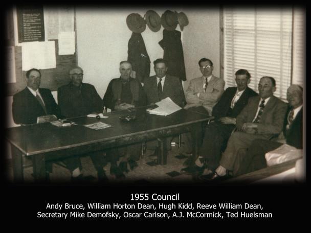 1955 Council