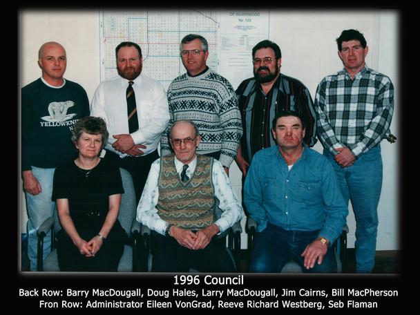 1996 Council