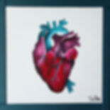New cancas 2019, The Heart. Check out th