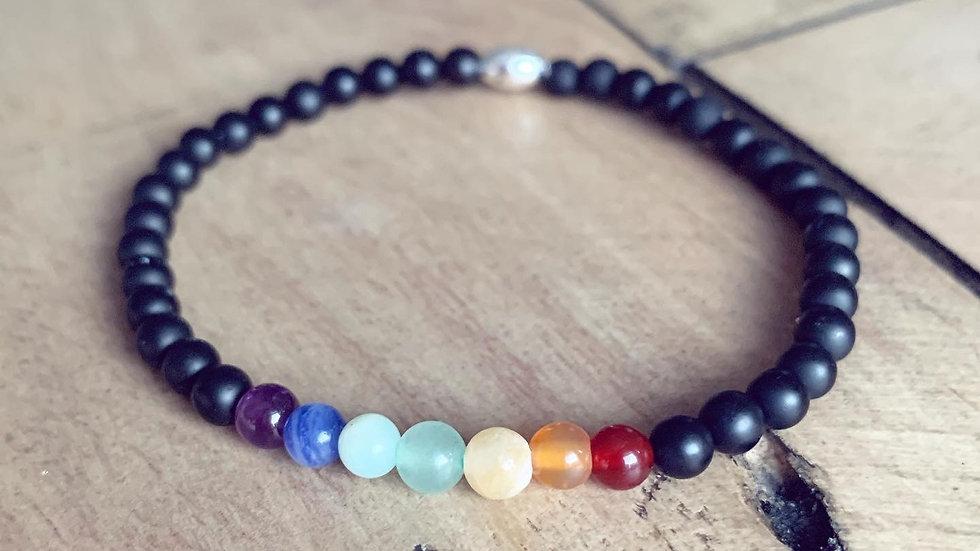 Mini Chakra Bracelet