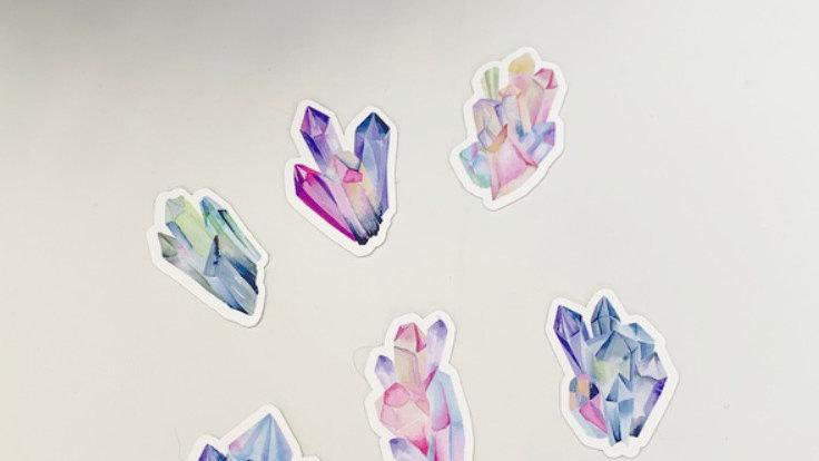 Gemstone Stickers (mini)