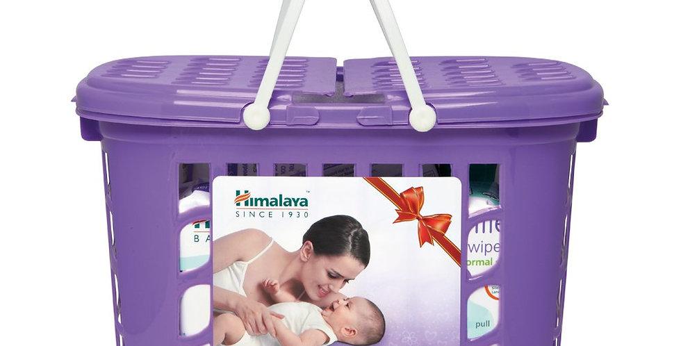 Himalaya Basket Baby Gift Pack (Violet)