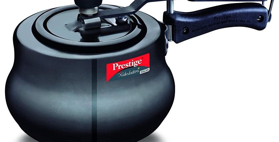 Prestige Svachh Nakshatra Plus Hard Anodised 3 Litre Pressure Handi