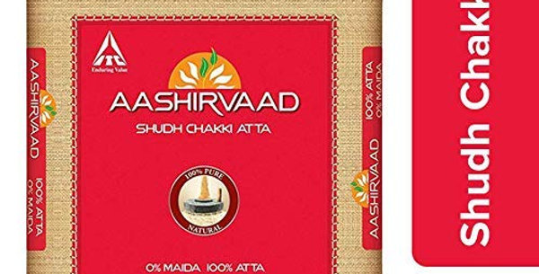 Aashirvaad Shudh Chakki Atta,10kg