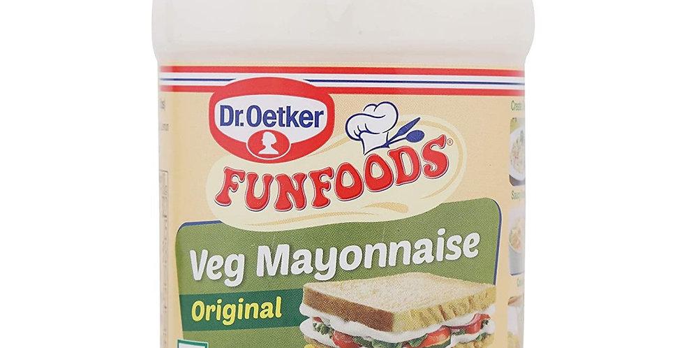 Fun Foods Original Veg Mayonnaise, 250g