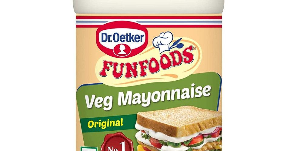 Funfoods Veg Mayo, 500g