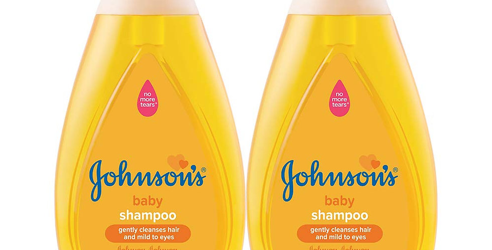 Johnson's Baby No more Tears Baby Shampoo, 500ml ( Pack of 2)