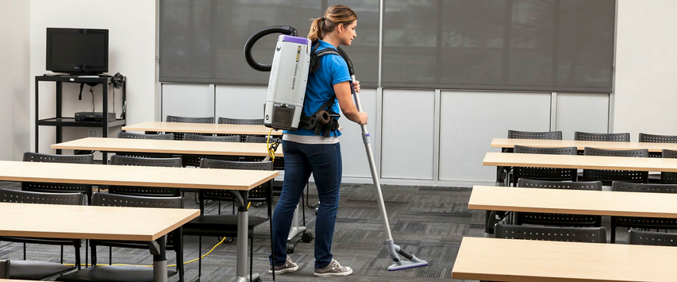 Property Commercial Vacuuming Cleaning