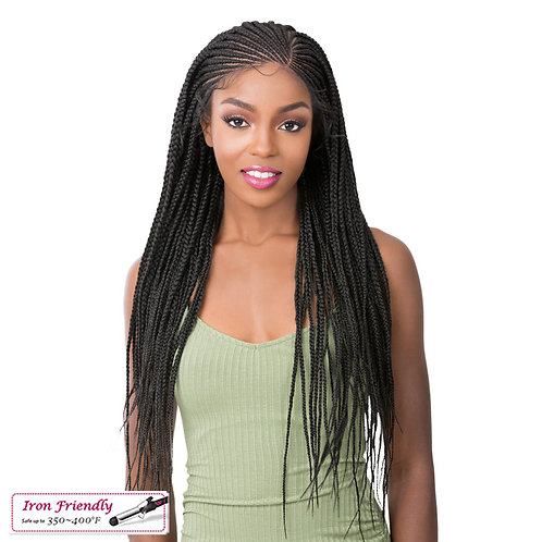 CORNROW BOX BRAID
