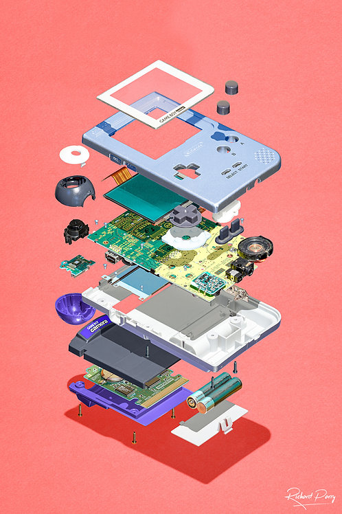Assembly Required - Gameboy Pocket