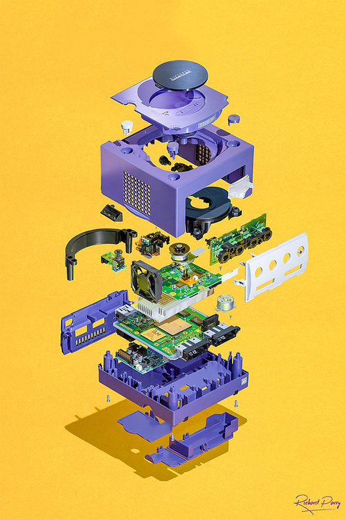Assembly Required - Gamecube