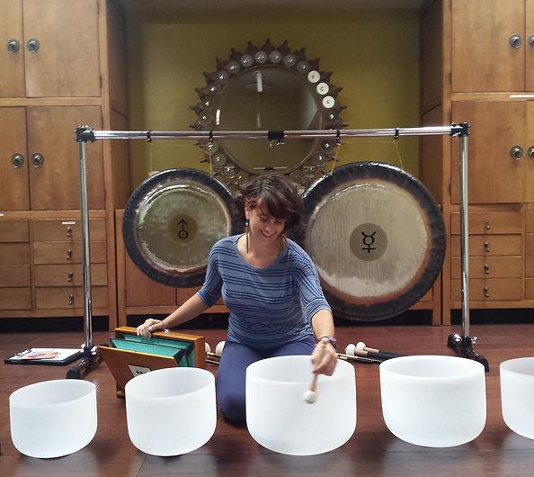 Melissa Felsenstein Sound Healing Sound Bath