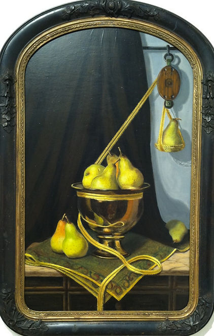 pears and pulley