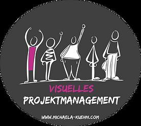 Badge_VisuellesProjektmangement_Michaela