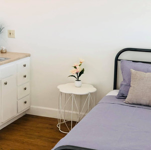 Shared Room with Dividing Wall