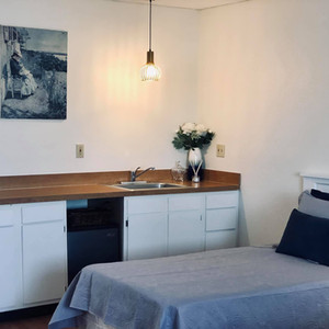 Kitchenette in Shared Room