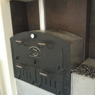 Large Oven Half Built In