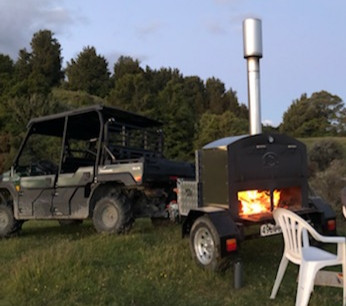 An outdoor oven / outdoor fire is the perfect addition to any hunting block.jpg