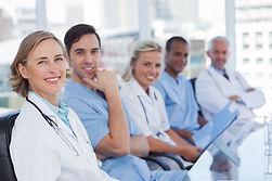 CARE4med Ärzteteam
