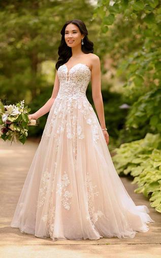 Ballgown wedding dress - 100D2848