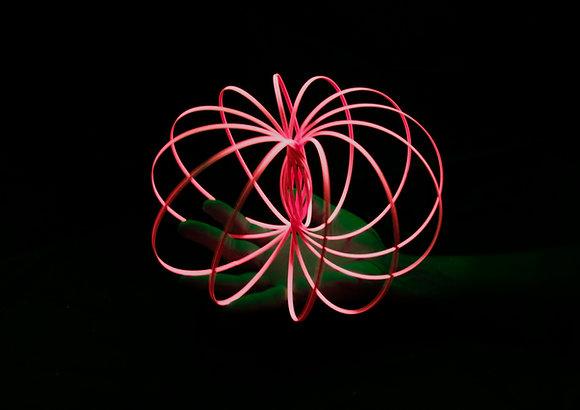 Flipy Flux Rouge Phosphorescent