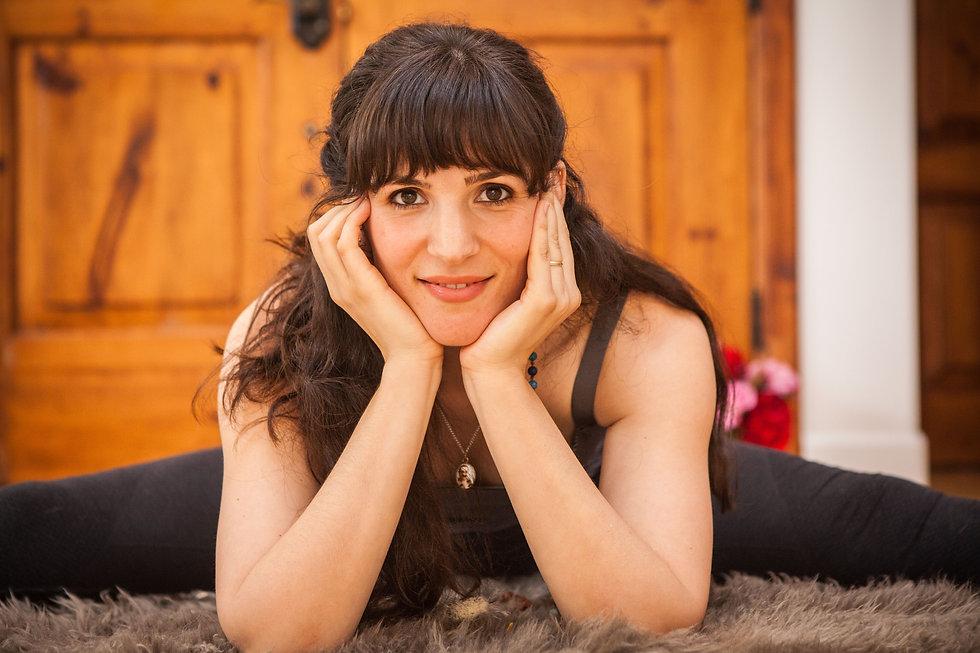 Adrienne Shamszad, Yoga Teacher
