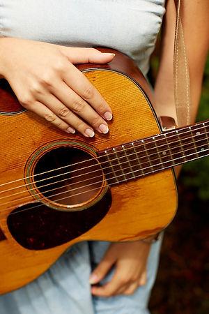 Adrienne Shamszad, Singer, Songwriter