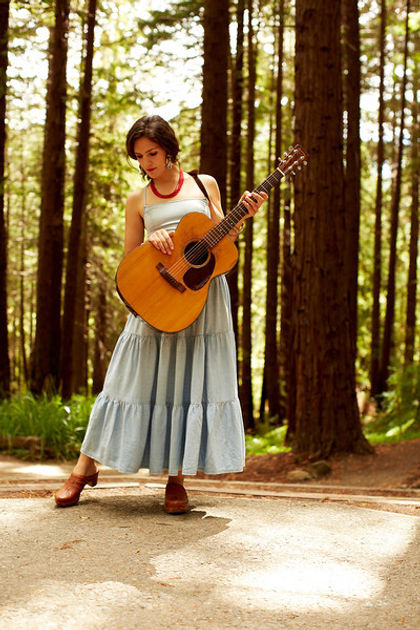 Adrienne Shamszad, singer-songwriter, voice lessons, musician, Oakland, guitar teacher, voice coach, Bay Area