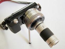 SAD-N728 Tele lens