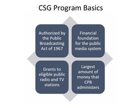 Native Public Media and Corporation for Public Broadcasting Provide Broadcast Training