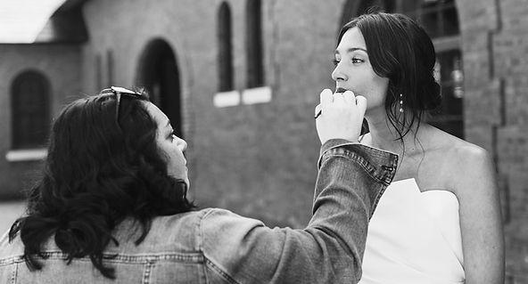 Jennifer Perellie Vermont Wedding Makeup Artist