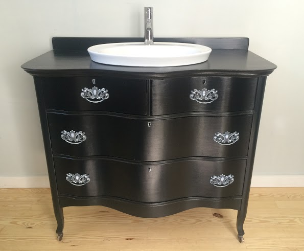Antique Dresser Vanity