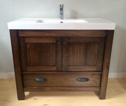Custom Burlington Bathroom Vanity
