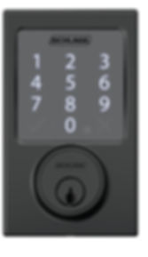 Schlage smart lock, smart locks calgary,