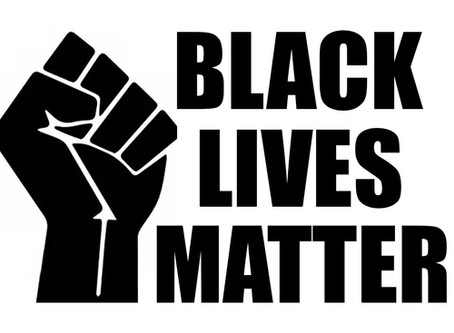 A message about the Black Lives Matter protests on behalf of Royal Docks Community Church: