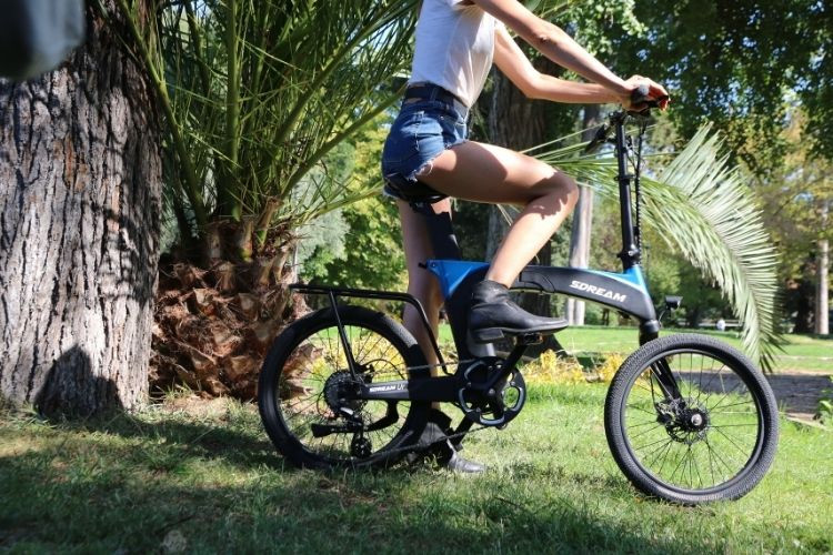 How to Ride An Electric Bike