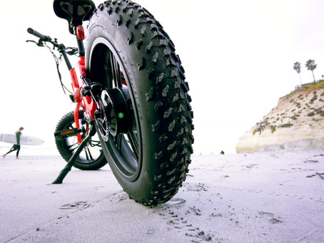 How to Pump Your Electric Bike Tire Without a Pump