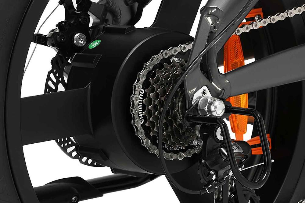 Direct-Drive Hub Motors: